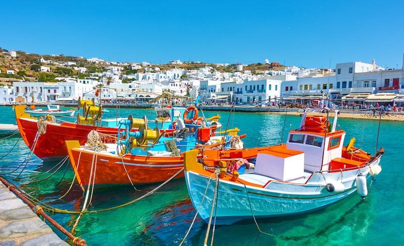 Quels lieux visiter lors de ses vacances en Grèce ?