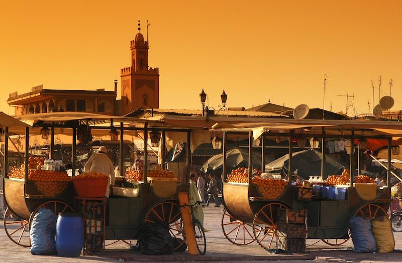 Quels itinéraires pour visiter le Maroc ?