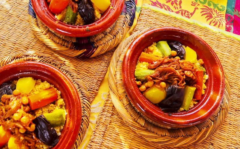 Plat Marrakech