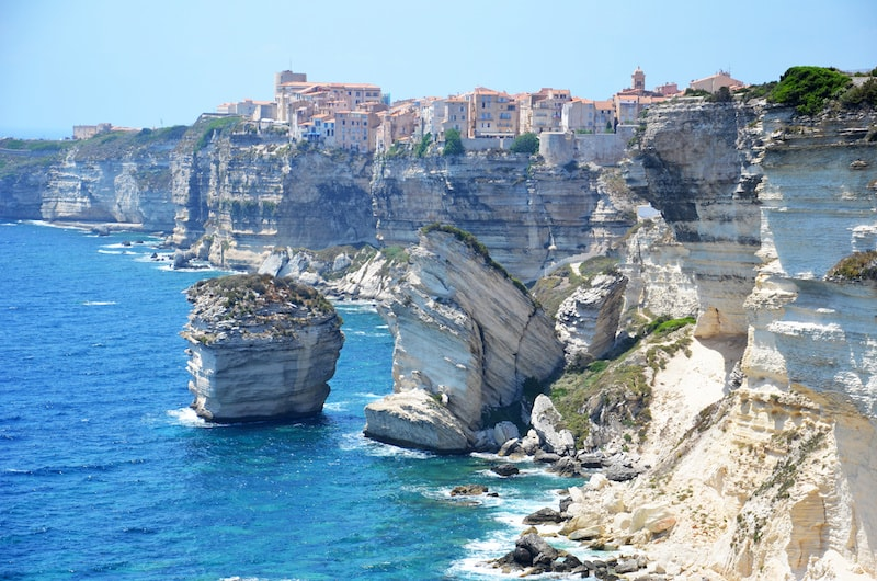 Préparation de mon séjour en Corse